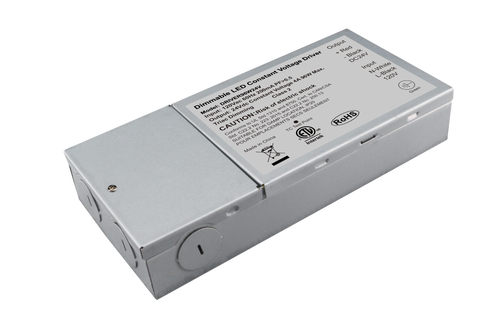 Constant Voltage Triac Dimmable Driver 96W 24VDC 108-132VAC  4A Class 2