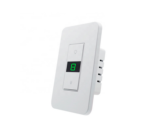 Smart Dimmer Light Switch, Wifi Led Dimmer Switch