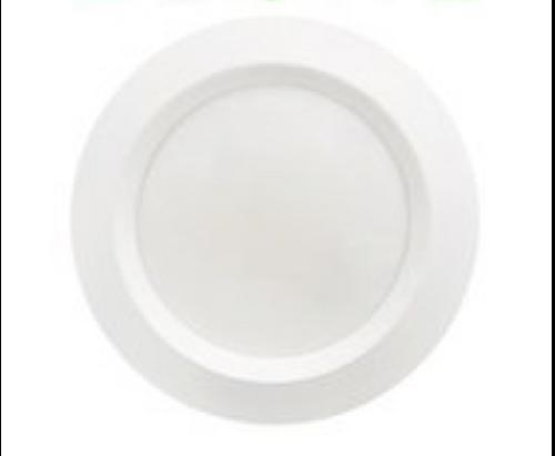 """6"""" LED Disk light 15W, 900. lumens, 3000K,  CRI90, Wet Location"""