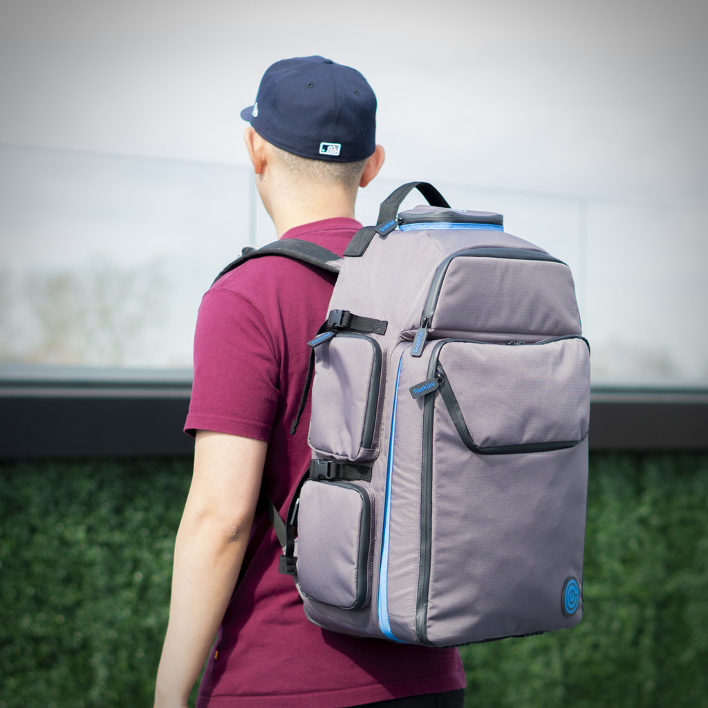 Ultimate Boardgame Backpack & Waiststrap Bundle