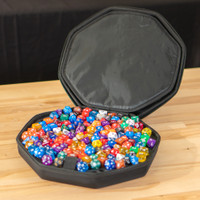XL Dice Case & Tray