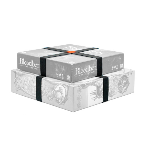 "Elastic Box Bands V2 (Set of Five 11"")"