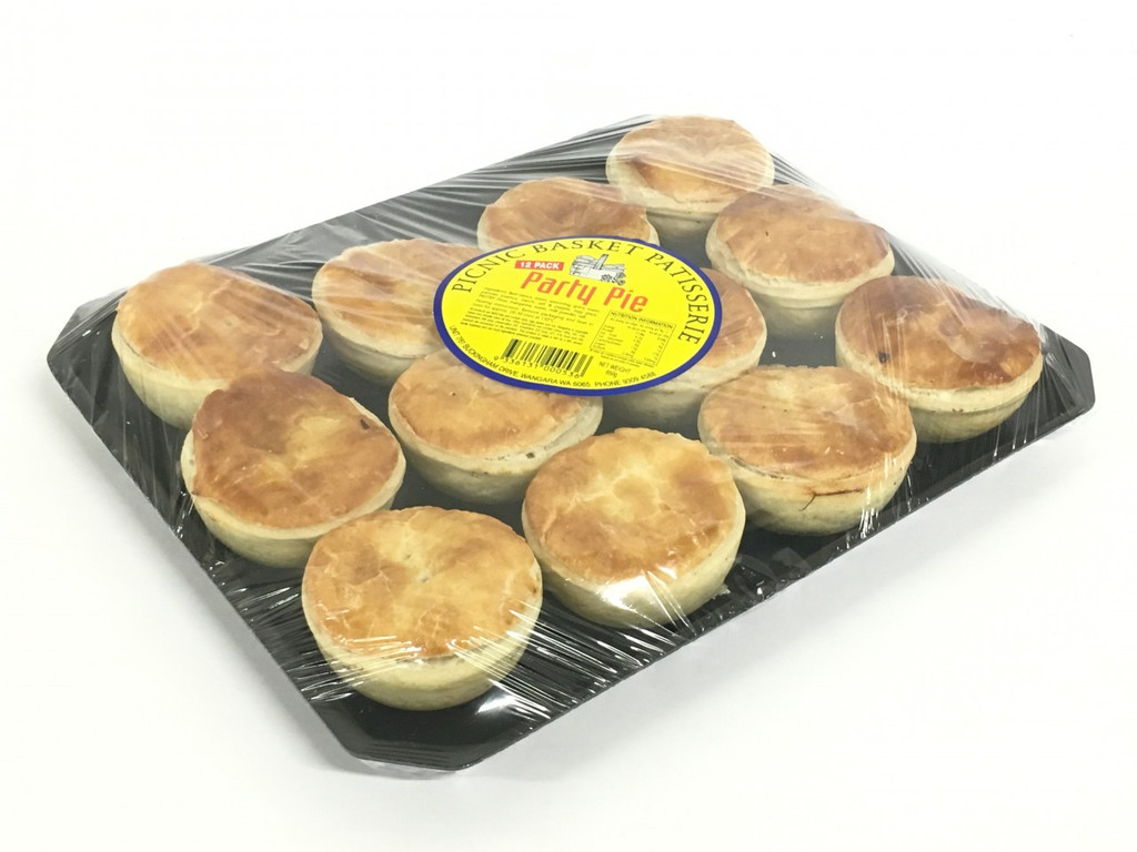 Party Pie 12 Pack