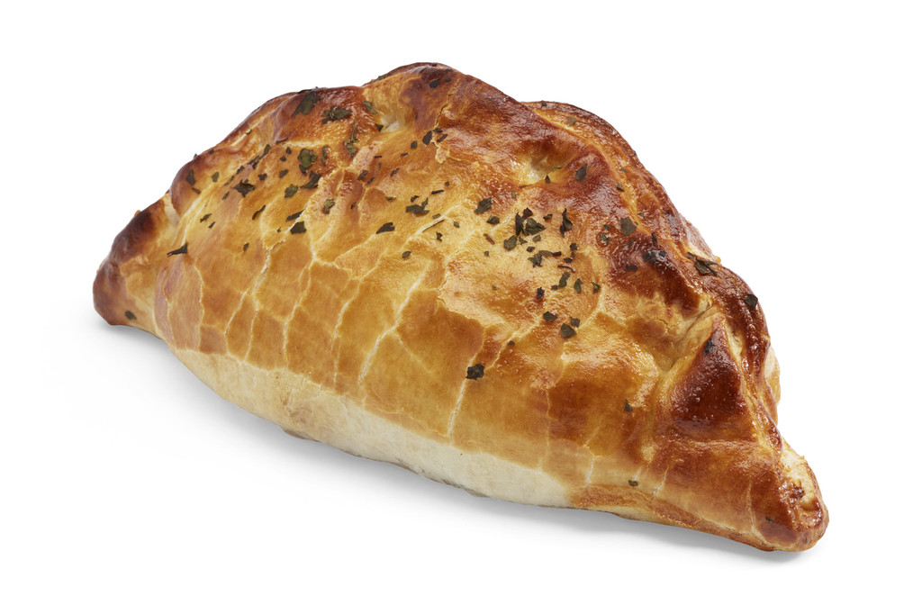 Veggie Cornish Pastie