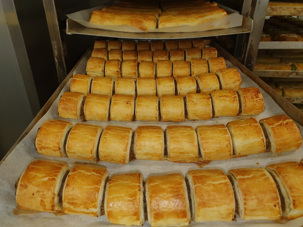 Party Sausage Rolls