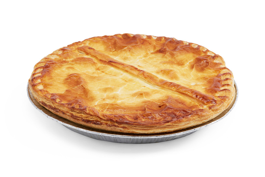 Curry Family Pie
