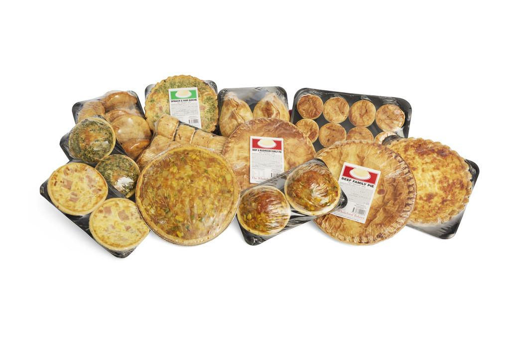 Family Pie Packs