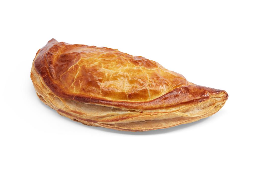 Flat Meat Pastie