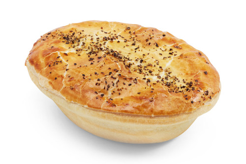 Chicken & Camembert Pie