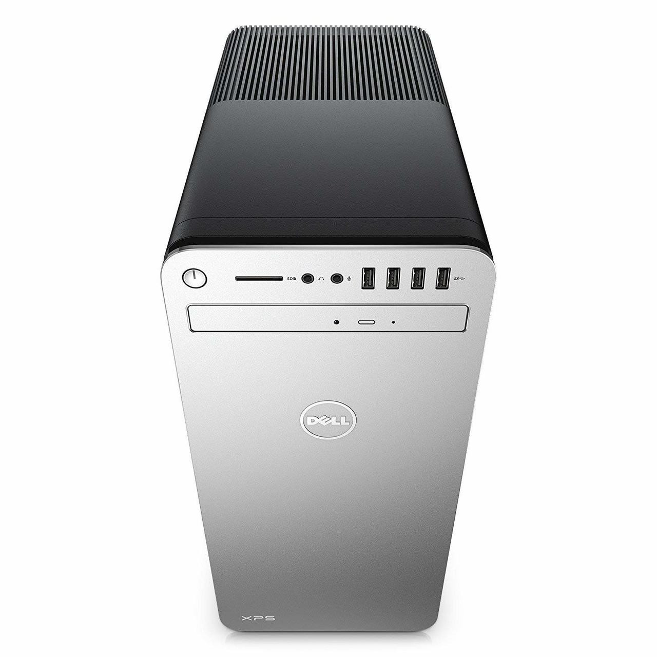 Dell XPS 8920 Special Edition Desktop 8th Gen Intel Core i7-8700K 6-Core  Processor up to 4 7 GHz, 3TB SSD, 32GB RAM Nvidia GTX 1070 with 8GB DVD