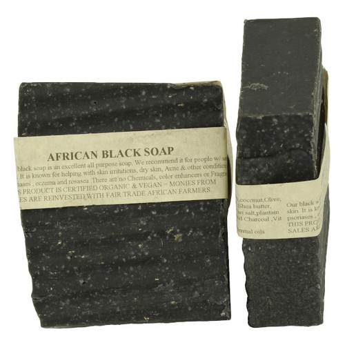 African Black Soap - Gypsy Crystals Herb & Metaphysical Shoppe