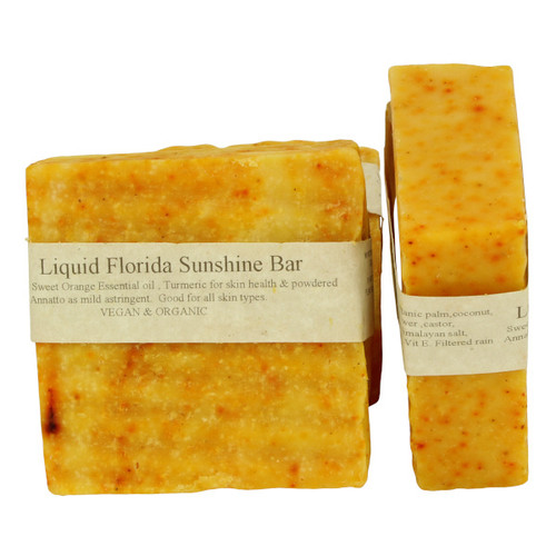 Liquid Florida Sunshine Soap - Gypsy Crystals Herb & Metaphysical Shoppe