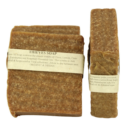 Thieves Oil Soap - Gypsy Crystals Herb & Metaphysical Shoppe