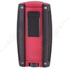 "Xikar ""Turismo"" Double Flame Lighter (Matte Red)"