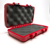 "Xikar ""Travel Humidor"" 5 Capacity Red (Watch City Logo)"