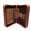 4th Generation 4-Pipe Zip Case (Hunter Brown)