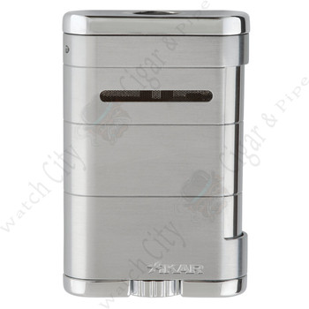 "Xikar ""Allume"" Tabletop Lighter (Silver)"