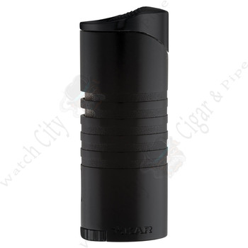 "Xikar ""Ellipse III"" Triple Lighter (Black)"