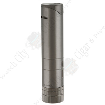 "Xikar ""5x64 Turrim"" Double Lighter (Gunmetal)"