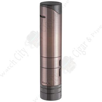 "Xikar ""5x64 Turrim"" Double Lighter (Vintage Bronze)"