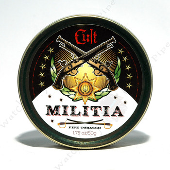 "Cult ""Militia"" 50gr Tin"
