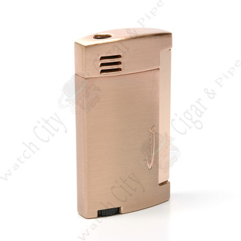 "Vector ""Magnum"" Single Lighter Rose Gold Satin"