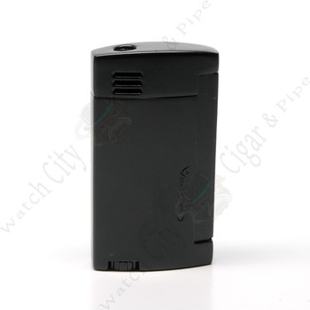 "Vector ""Magnum"" Single Lighter Black Matte"