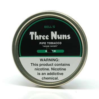 Three Nuns Green 1.75 oz Tin