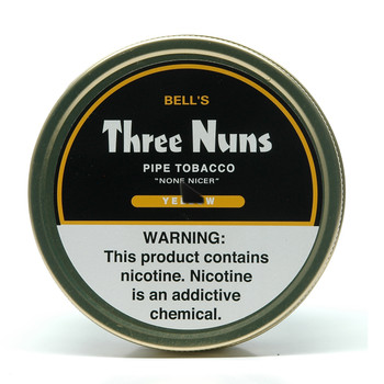 Three Nuns Yellow 1.75 oz Tin