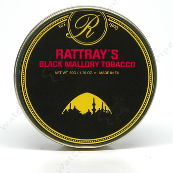 "Rattray's ""Black Mallory"" 1.75 oz Tin"