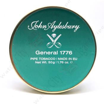 """John Aylesbury """"General 1776 Flake"""" 50g Tin"""
