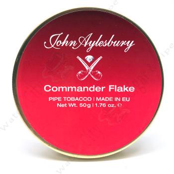 """John Aylesbury """"Commander Latakia"""" 50g Tin"""