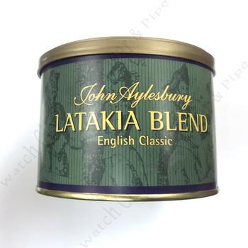 "John Ayelsbury ""Latakia Blend"""