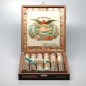 San Cristobal 60 Ring Assortment