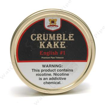 """Sutliff Crumble Cake """"English #1"""""""