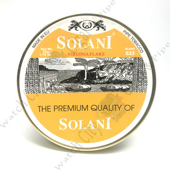 "Solani ""Virginia Flake"" 50g Tin"