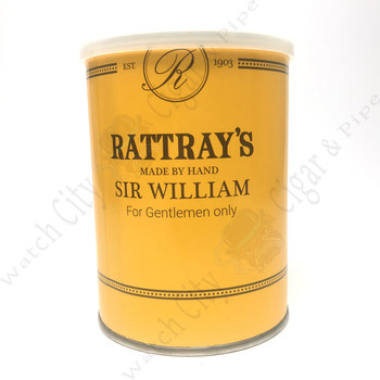 "Rattrays ""Sir William"" 100gr Tin"