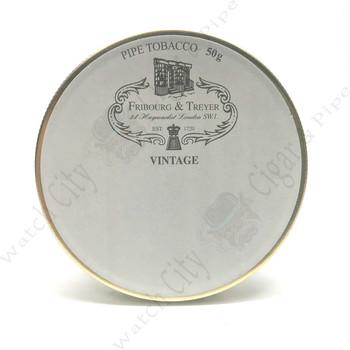 """Fribourg & Treyer """"Vintage"""" Flake 50gr Tin"""