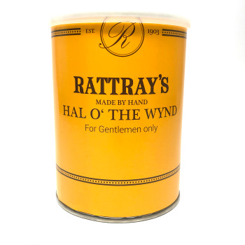 "Rattray's ""Hal o' the Wynd"" 100gr Tin"