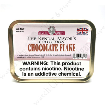 "Samuel Gawith Mayor's Collection ""Chocolate Flake"" 50g"