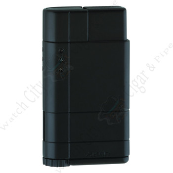 "Xikar ""Cirro"" High Altitude Single Lighter (Black)"