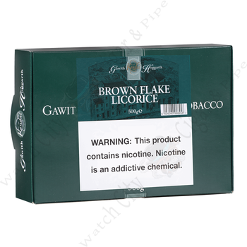 "Gawith & Hoggarth ""Brown Flake Licorice"""