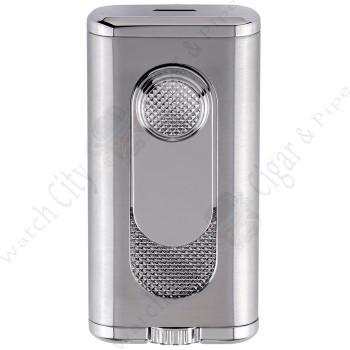 """Xikar """"Verano"""" Flat Flame Lighter (Silver)"""
