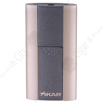 "Xikar ""Forte"" Single Lighter (Sandstone Tan)"