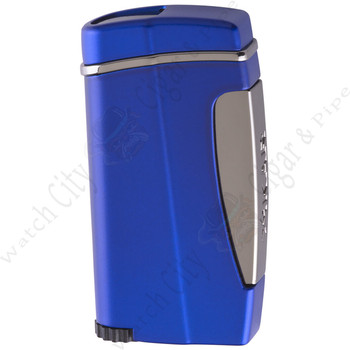 "Xikar ""Executive II"" Single Lighter (Blue)"