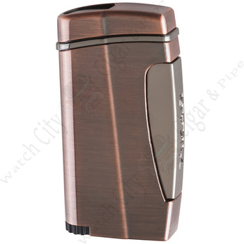 "Xikar ""Executive II"" Single Lighter (Vintage Bronze)"