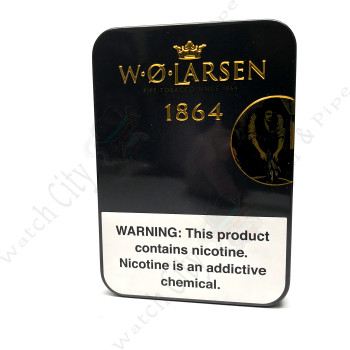 "W.O. Larsen ""1864"" 3.5 oz Tin"