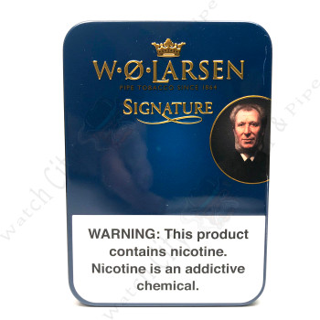 "W.O. Larsen ""Signature"" 3.5 oz Tin"