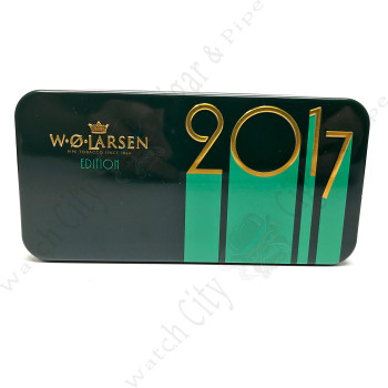 "W.O. Larsen ""Edition 2017"" 3.5 oz Tin"