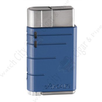 "Xikar ""Linea"" Single Lighter (Reef Blue)"